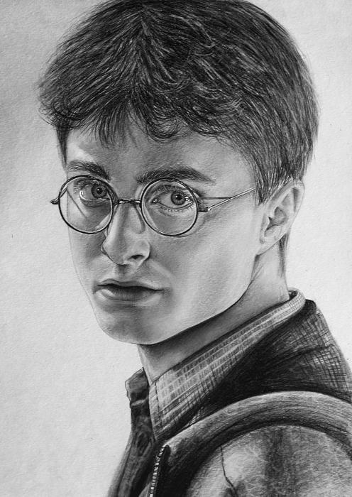 Daniel Radcliffe by Lazzzy